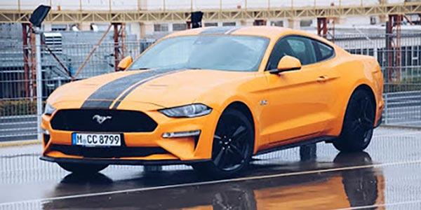 Ford Mustang GT 2019 mieten München