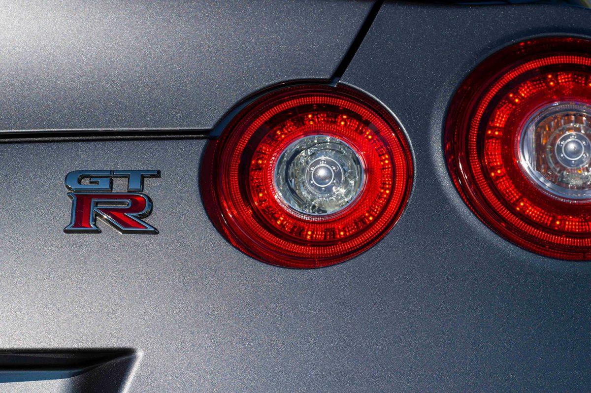 Nissan GT-R Rücklichter