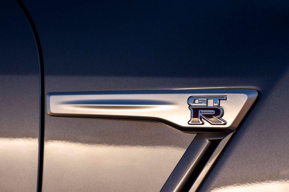 Nissan GT-R Detail