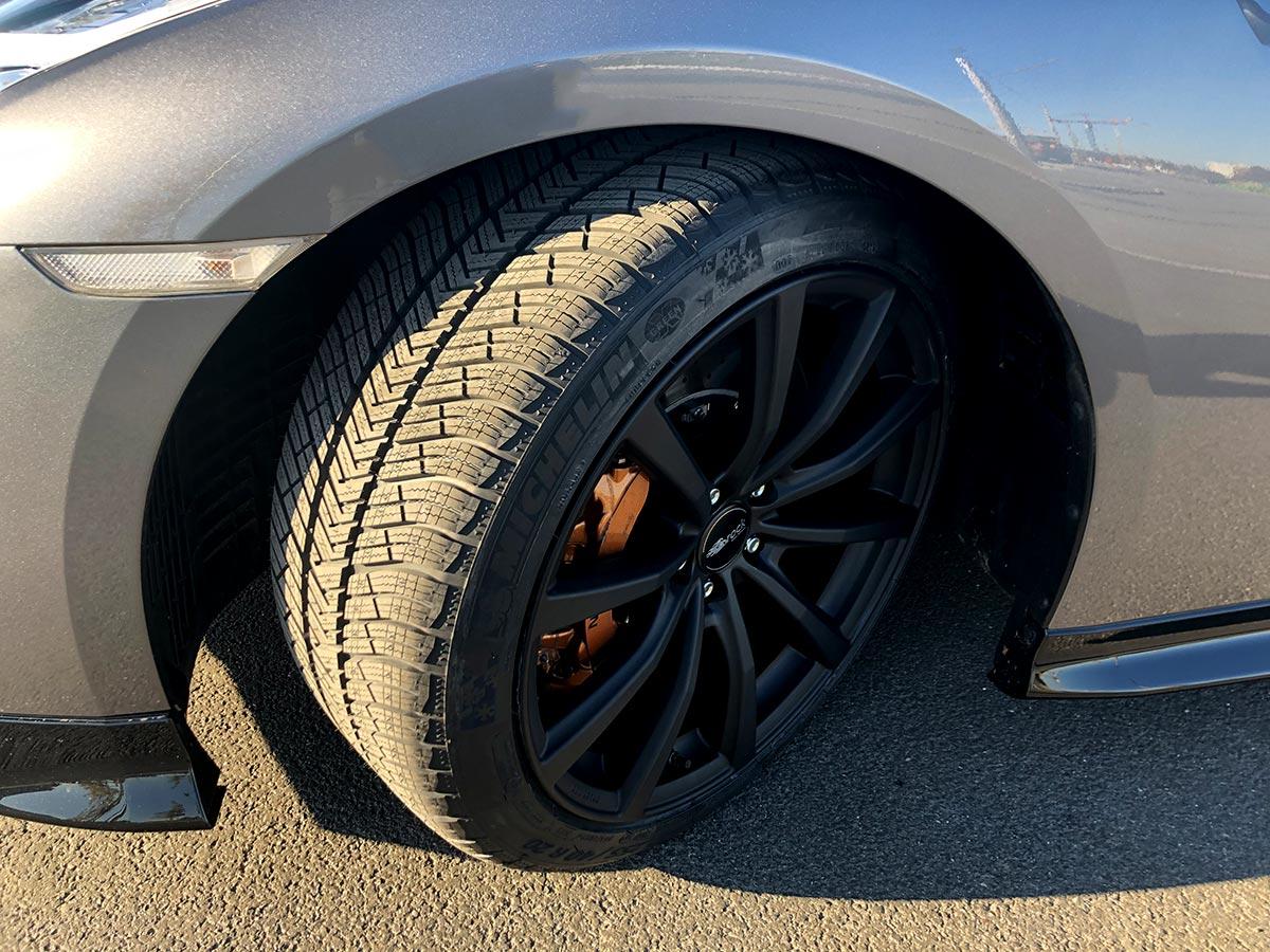 Nissan GTR Winterreifen