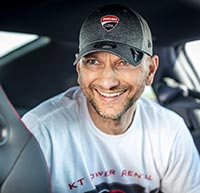 Tommy Kouter - Sportwagen mieten München